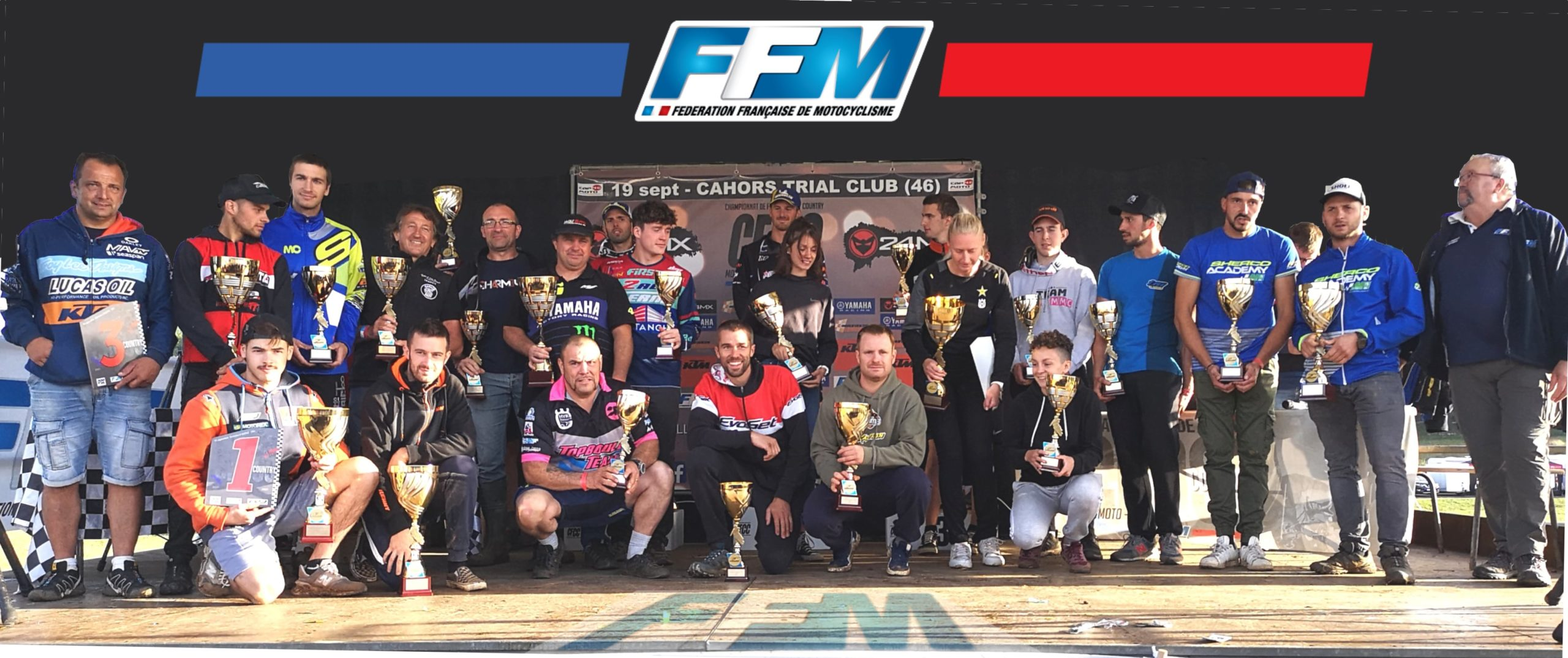 CFCC 2021 – Les Champions Moto